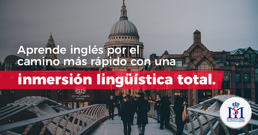 img aprende ingles camino rapido inmersion linguistica st marys college