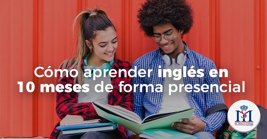 img como aprender ingles en 10 meses st marys college
