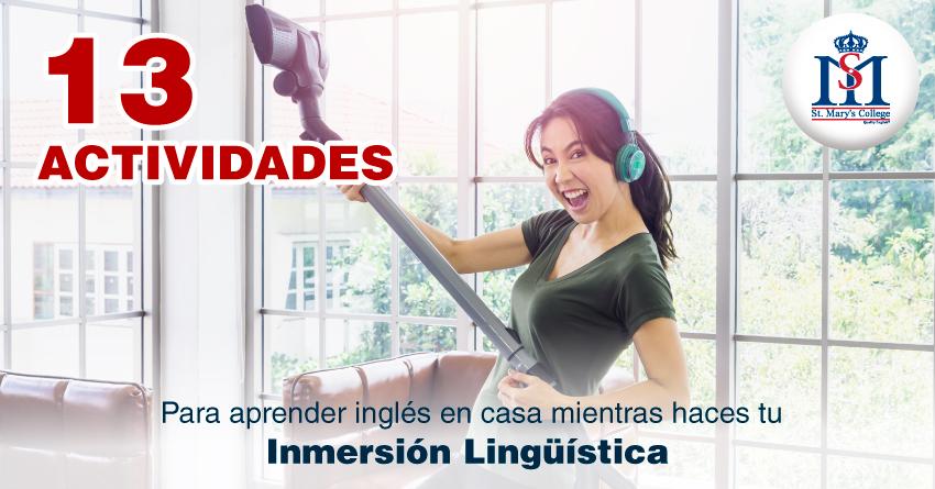img 13 actividades para aprender ingles en casa